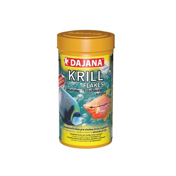 DAJANA KRILL FLAKES 250 ML 50 GR