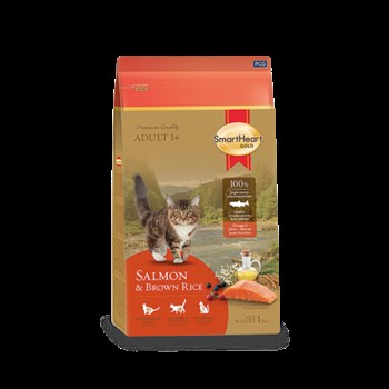 SHG Dry Adult Cat Food Salmon & Brown Rice - 1 kg