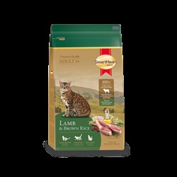 SHG Dry Adult Cat Food Lamb & Brown Rice - 3 kg