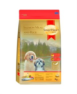 SHG Puppy All Breeds  Salmon Meal & Rice 3 kg